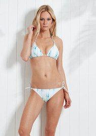 HEIDI KLEIN Ravello Rope Tie Bikini Bottoms - Print