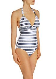 HEIDI KLEIN Marthas Vineyard One Piece - Stripe