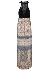 Hale Bob Crochet Maxi dress - Beige