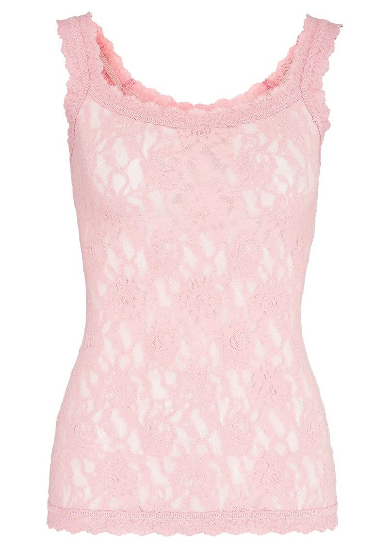 Hanky Panky Unlined Lace Cami - Bliss main image