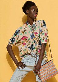 Essentiel Noneybubu Oversized Shirt - Print