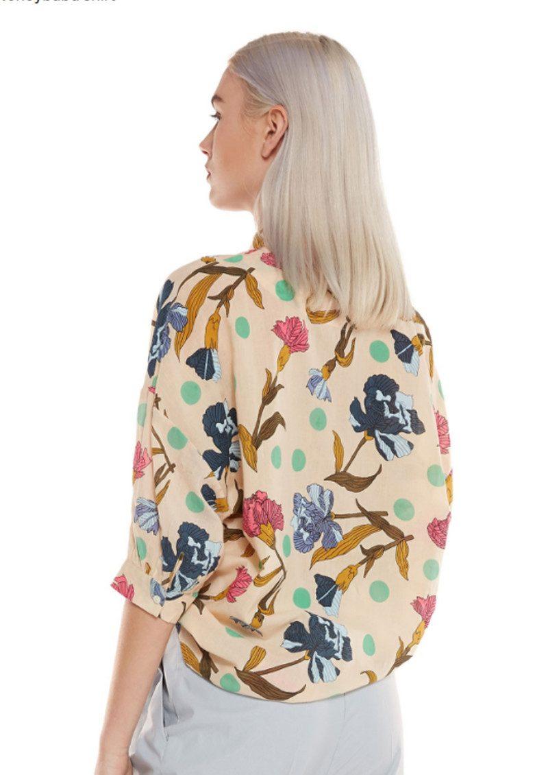 Essentiel Noneybubu Oversized Shirt - Print main image