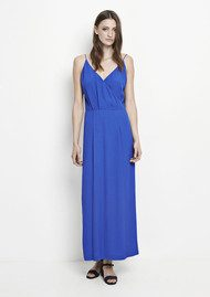 SAMSOE & SAMSOE Ginni Long Dress - Surf The Web