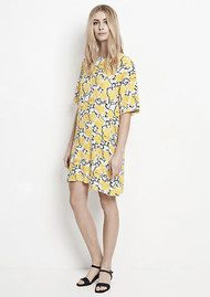 SAMSOE & SAMSOE Adelaide Dress - Rose Citrus