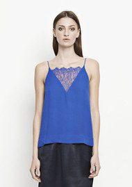 SAMSOE & SAMSOE Biaf Lace Camisole - Surf The Web