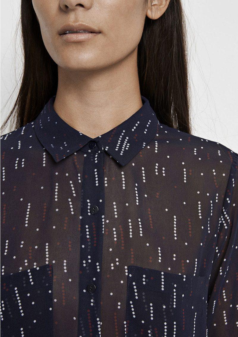 SAMSOE & SAMSOE Molly AOP Shirt - Etoile main image