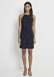SAMSOE & SAMSOE Willow AOP Short Dress - Etoile
