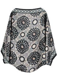 NOOKI Tribal Star Silk Cape - Tribal