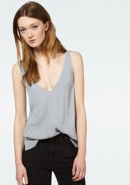American Vintage Liona Cami Top - Charcoal