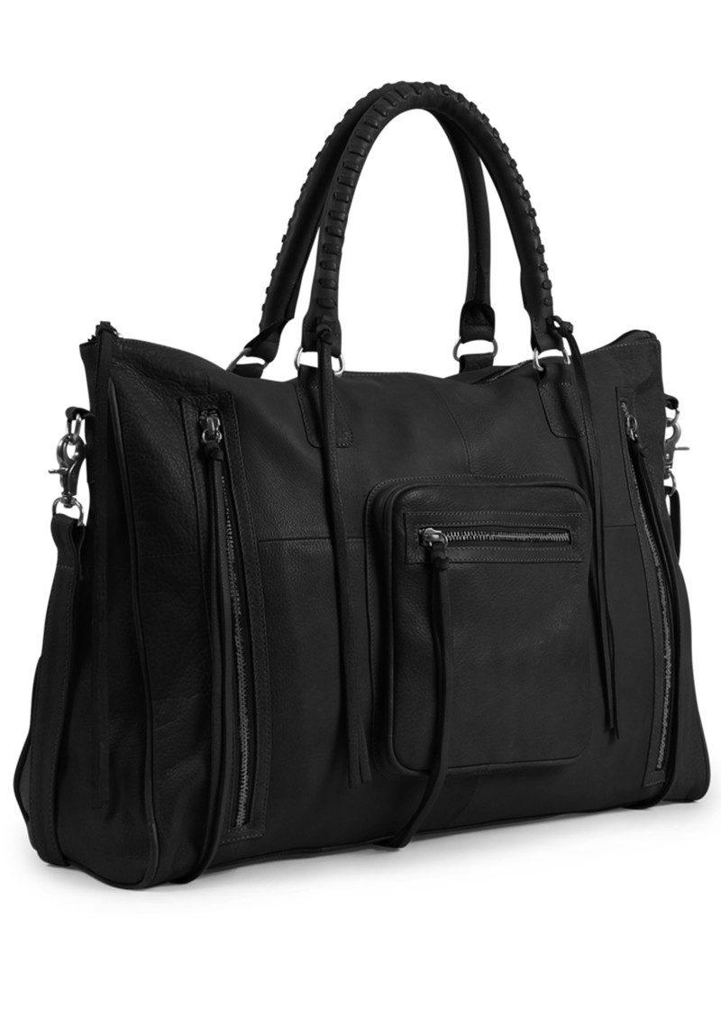 DAY & MOOD Rose Weekend Bag - Black main image