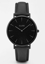 CLUSE La Boheme Full Black Watch - Black