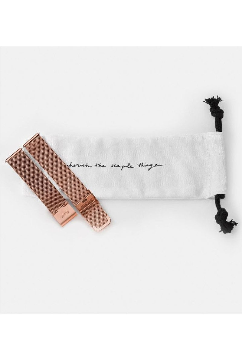 CLUSE La Boheme Mesh Strap - Rose Gold main image