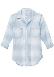 Rails Carter Shirt - Laguna Plaid