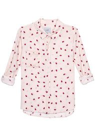 Rails Rocsi Shirt - Strawberries