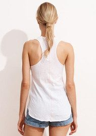 SUNDRY No Worries Tank Top - White