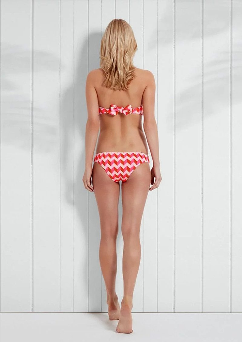 Sophie Anderson Rosario Hipster Bikini Bottoms - Pink main image