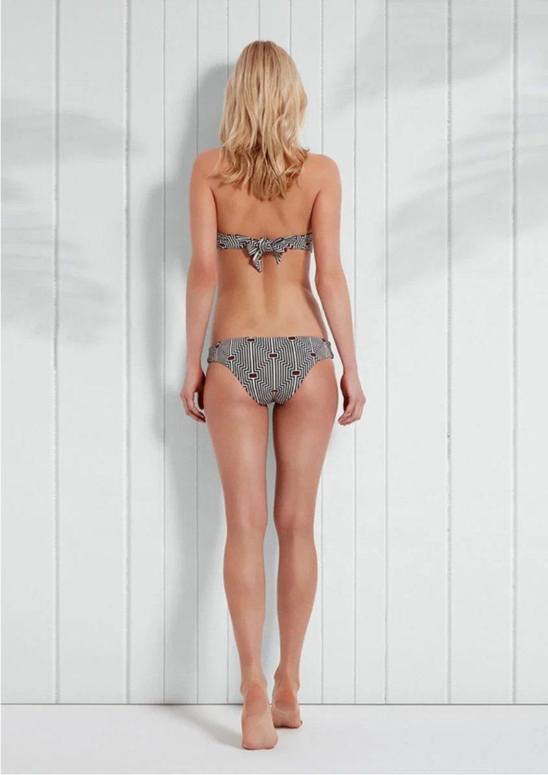 HEIDI KLEIN Sophie Anderson Palomino Hipster Bikini Bottoms - Navy main image