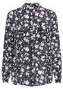 CUSTOMMADE Abelone Silk Shirt - Nimbus Cloud
