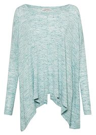 Great Plains Luset Linen Blend Jumper - Spearmint