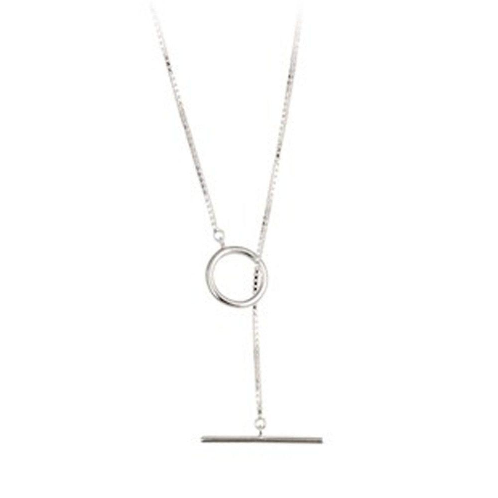 Tango Necklace - Silver