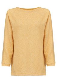 CUSTOMMADE Chen Sweater - Golden Cream