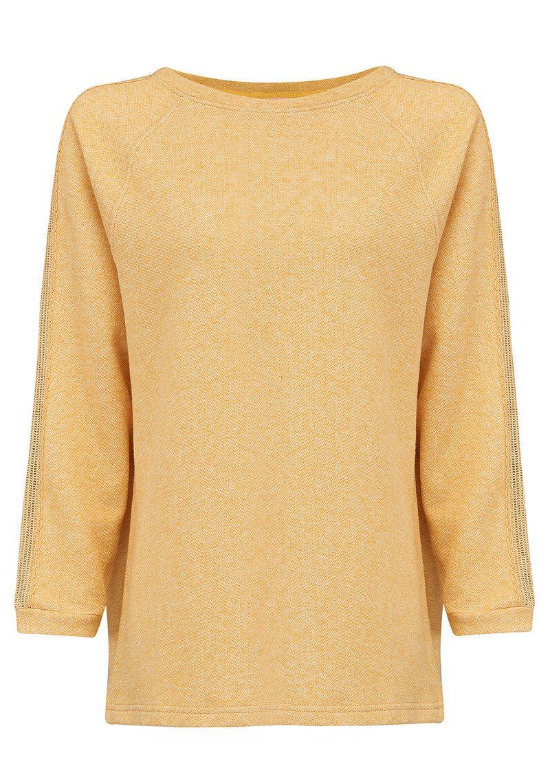 CUSTOMMADE Chen Sweater - Golden Cream main image
