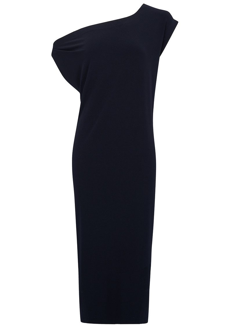 KAMALI KULTURE Drop Shoulder Dress - Midnight main image