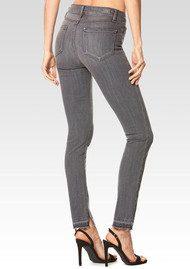Paige Denim Hoxton Ankle Peg Jeans - Silvie