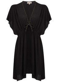 BON BON BEACH Lagoon Dress - Black
