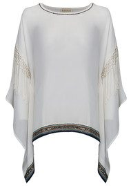 BON BON BEACH Mauritius Cover Up - Cream