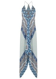 BON BON BEACH Atlantis Dress - Blue