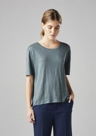 Twist and Tango Naima Tee - Greyish Green