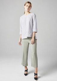 Twist and Tango Vivian Trousers - Dusty Green