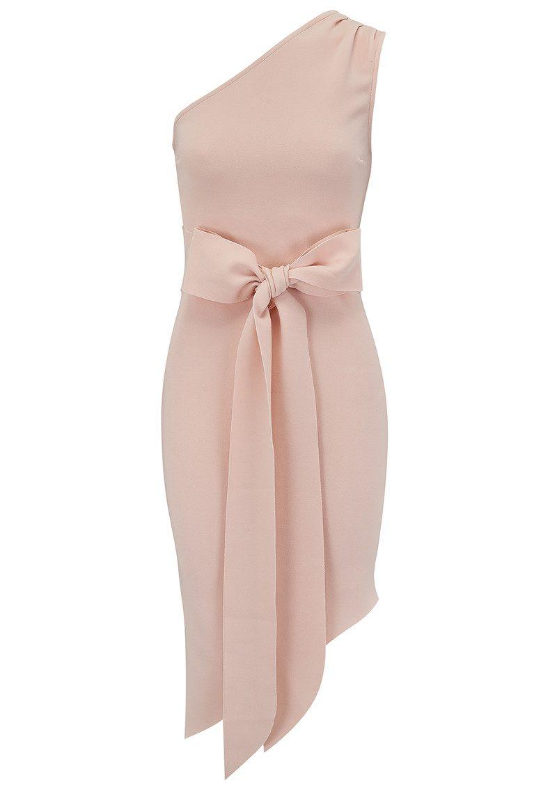 BEC & BRIDGE Mystify Asymetric Dress - Ballet main image