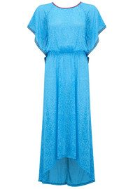 PITUSA Florentina Maxi Dress - Blue