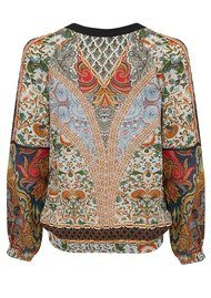 Blank Ravita Printed Top - Multi