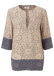 Day Birger et Mikkelsen  Day Electric Top - Rugby Tan