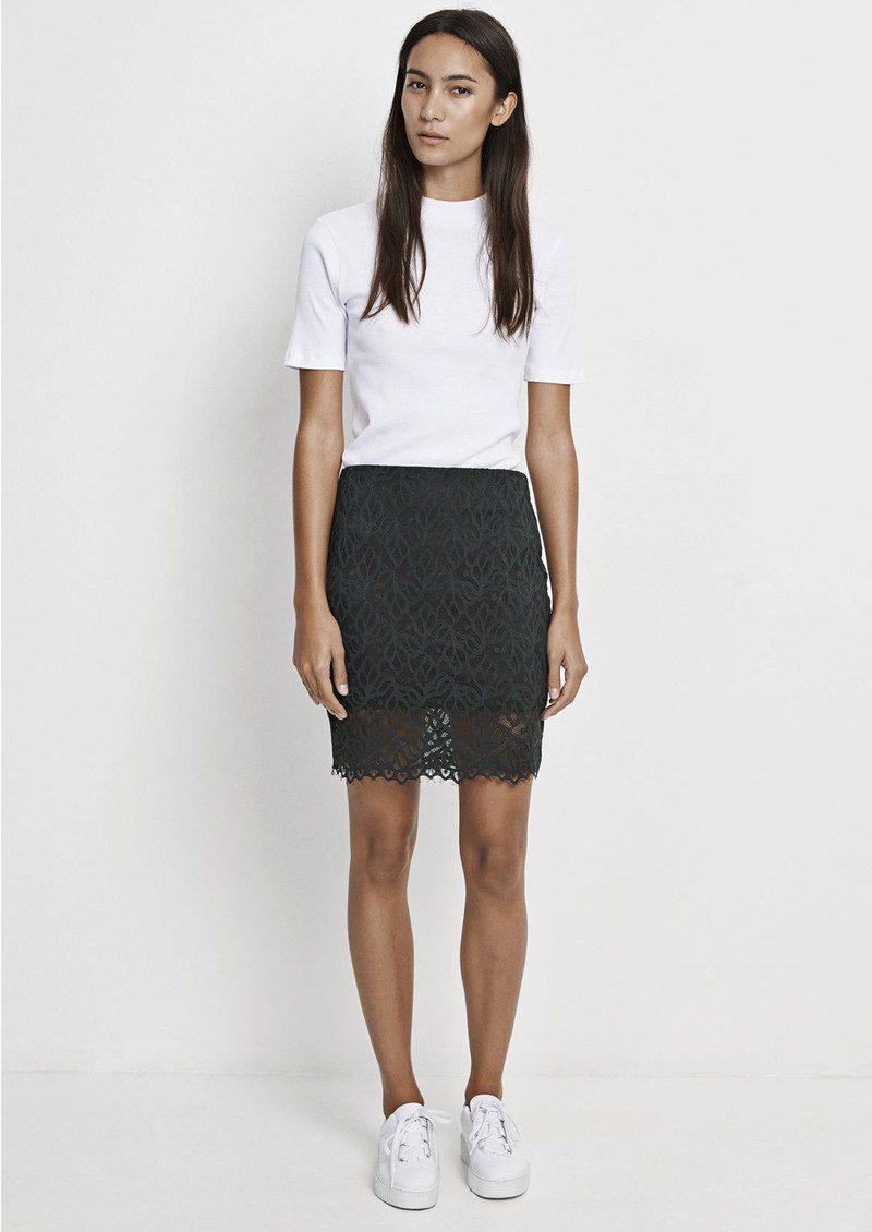SAMSOE & SAMSOE Ibi Skirt - Darkest Spruce main image