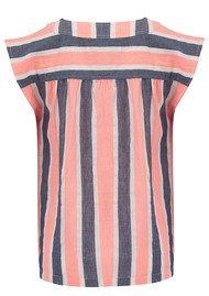 Lollys Laundry Paloma Cotton Top - Stripe