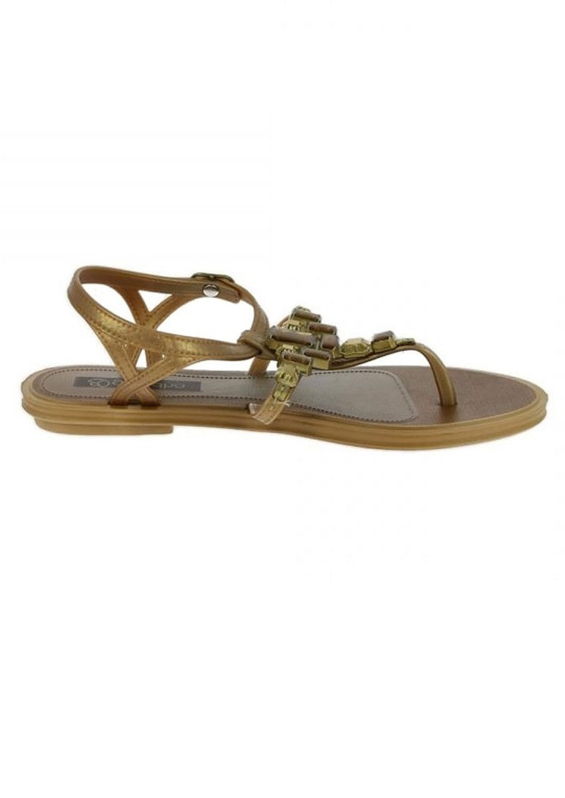 Lustre Sandals - Toffee main image