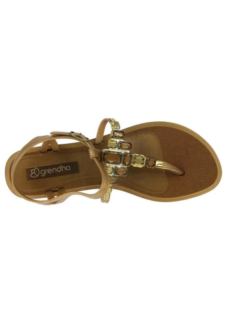 Ipanema Lustre Sandals - Toffee main image
