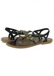 Ipanema Lustre Sandals - Black