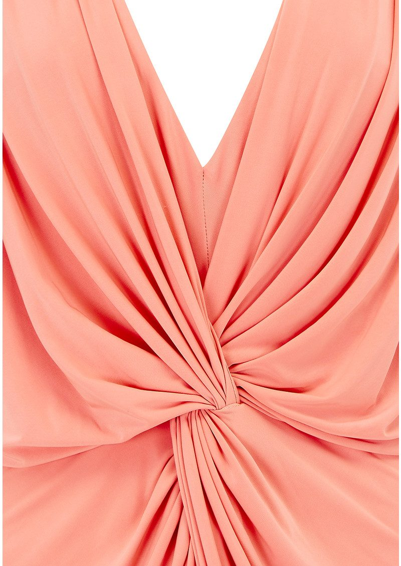 MISA Los Angeles Leza Dress - Blush main image