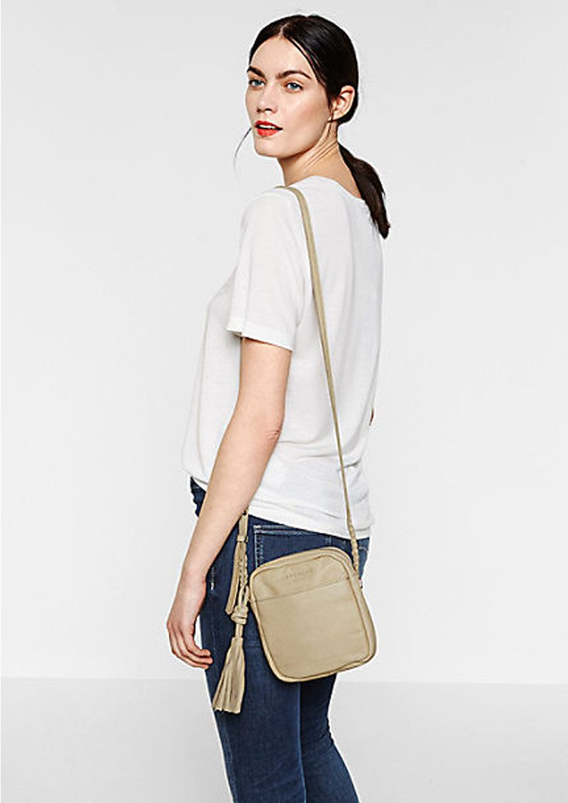 Liebeskind Chiisana Shoulder Bag - Beach Sand main image