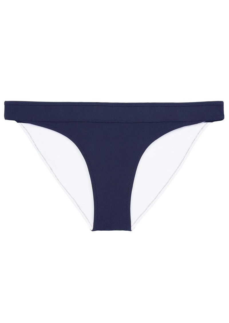 HEIDI KLEIN Reversible Hipster Bottoms - White & Navy main image