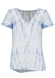 SACKS Linen Silk Top - Serenity