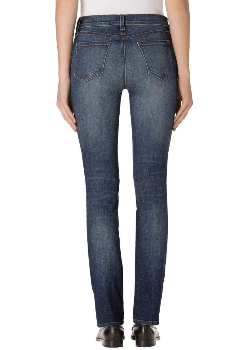 J Brand Maude Mid Rise Cigarette Leg Jeans - Idolize main image
