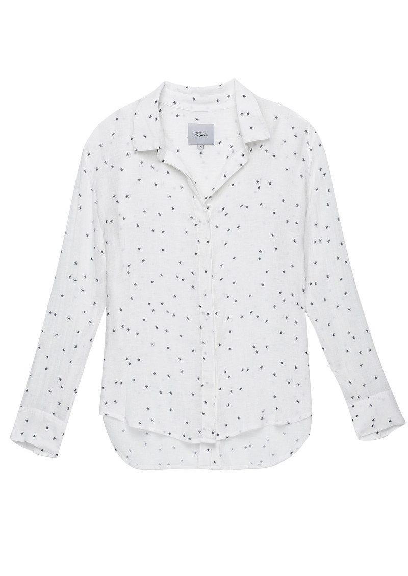 Rails Sydney Shirt - Navy Stars main image