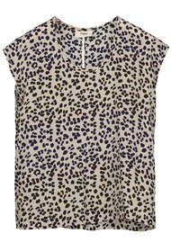 Pyrus Aimee Printed Top - Animal Ombre