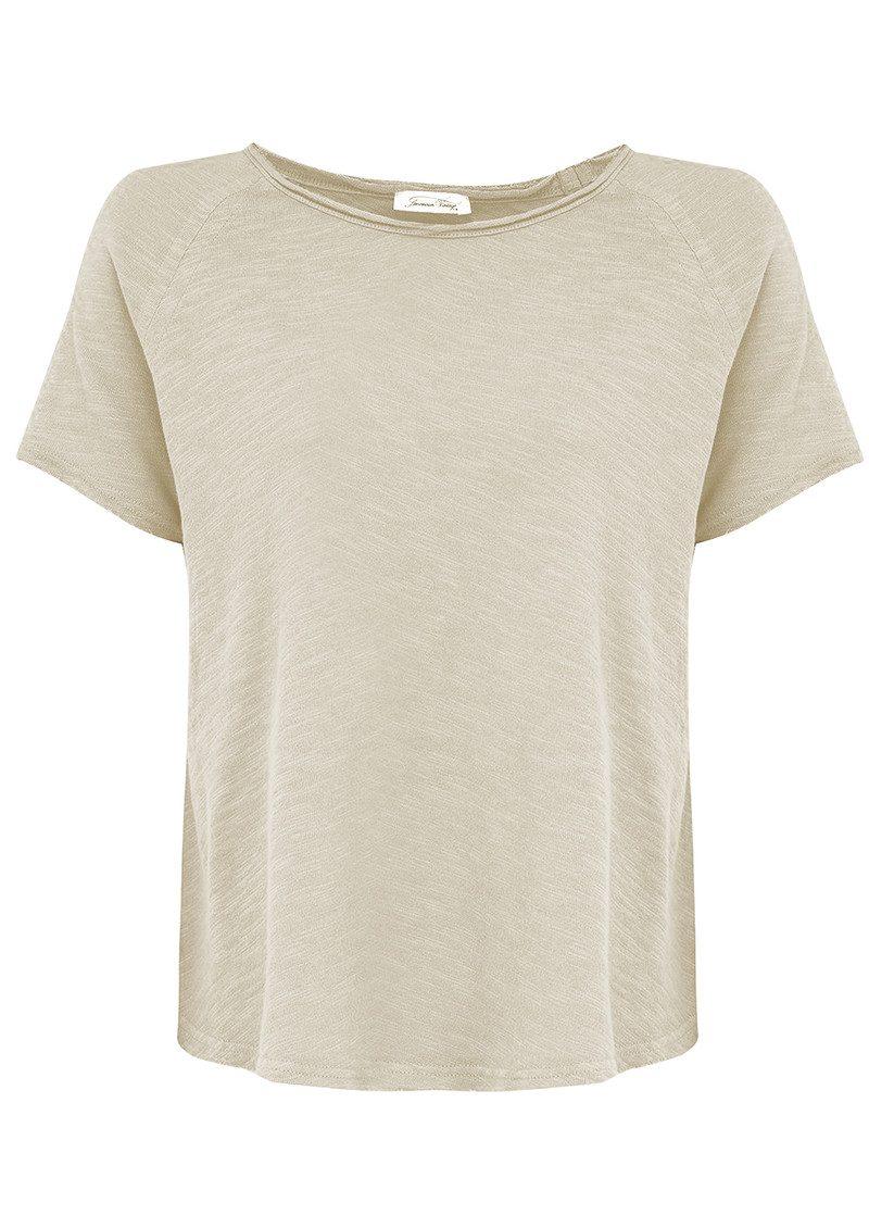 American Vintage Sonoma Short Sleeve Top - Pearl main image